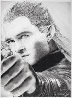 Legolas by Maan11j