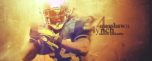 Marshawn Lynch by TherealBad31