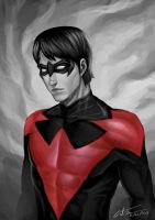 The boy wonder by longjunt