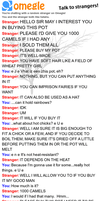 Omegle - The Pot by super1ucy