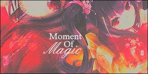 Moment of Magic by Togame-chan