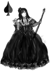 ~Queen of Spades~ by Matryoshka-Ruth