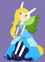 Eternal Fionna by Lucy-tan