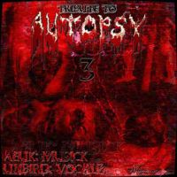 Tribute To Autopsy cover art by oICEMANo