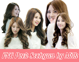 PNG Pack Seohyun by Milk by strawberryminna112