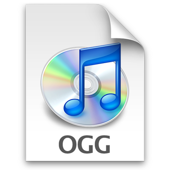 .Ogg icon for Leopard+iTunes 7 by RealUnimportant