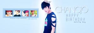 Happy Birthday ChangJo by Hime13