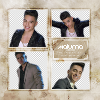 MALUMA (Addicted Video Clip) PNG Pack #1 by LoveEm08