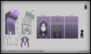 Void Room Walls by Magmabolt