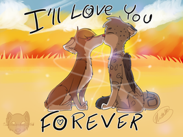 Love Can Become Forever by ZakSaturday2468