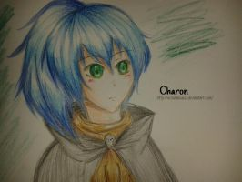 Charon - Contest Entry by UchihaBlue11