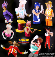 Sonic Cosplay - Fast n' Furious by Wilkoak