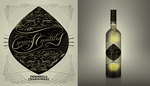 Wine Label Design/ Typography by dronograph