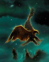 Eagle Nebula by wallace