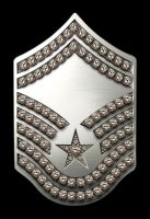 Blinged out military rank by ellisar