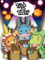 Trick Or Treat? ( Hoenn ) by Winick-Lim