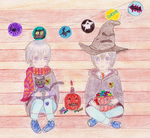 Trick or treat? by murder-for-hire