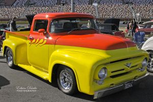 1953 Customized Ford F100 by E-Davila-Photography