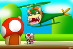Bowsercopter by Cpr-Covet