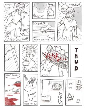 Legend of the Tree Dwellers Page 784 by Banquo0