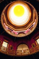 New Jersey State House by RakelClark