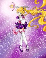 Sailor Moonlights Celestial Light flare by Aunli