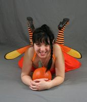 Pumpkin Fairy 28 by MajesticStock