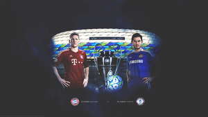 Champions League Final by SimonT95