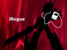 iRogue Wallpaper by Su5anLee