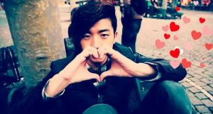 Wooyoung c: by awesomesnowflake