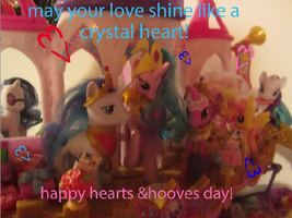 hearts and hooves day card 2 by chappy-rukia