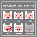 Adventure Time - Finn by gabrielfam