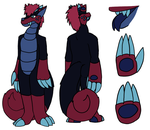 Meat Ref by stich76