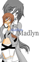 .:Final Fantasy OC Madlyn:. by abbyfirecat