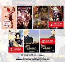 Coleccion Amare by ediciones-babylon