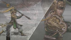 Ma Chao by mollymous