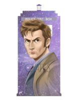 Doctor Who - David Tennant by ShadesOfEarth