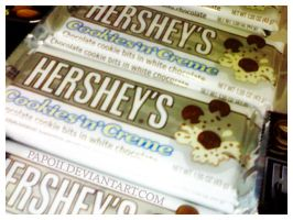 Hershey's by papoii