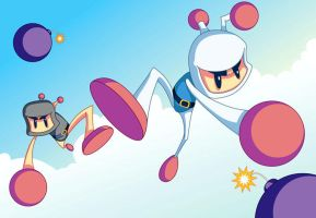 Bomberman by thurZ