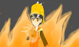Boboiboy Fire Element? by HaziqI98