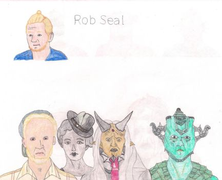 Rob Seal by MatthieuLacrosse