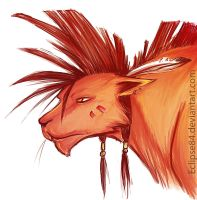 Nanaki Red XIII by Eclipse84