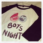 Adventure Time Fionna Boys night Shirt by Tomoji