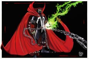 Spawn by orabich
