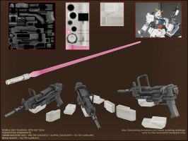 SMC1 - federation armaments by 3dmodeling