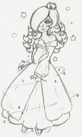 Little Rosalina by PrettyLadyCosmos