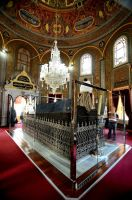 The tomb of Mehmed the Conqueror by TanBekdemir