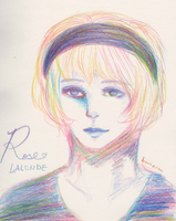 Rose Lalonde by Illustriality
