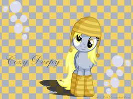 Cozy Derpy by MLR19