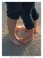Couples Feet by Disasterphotography